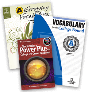 Complete Vocabulary Programs