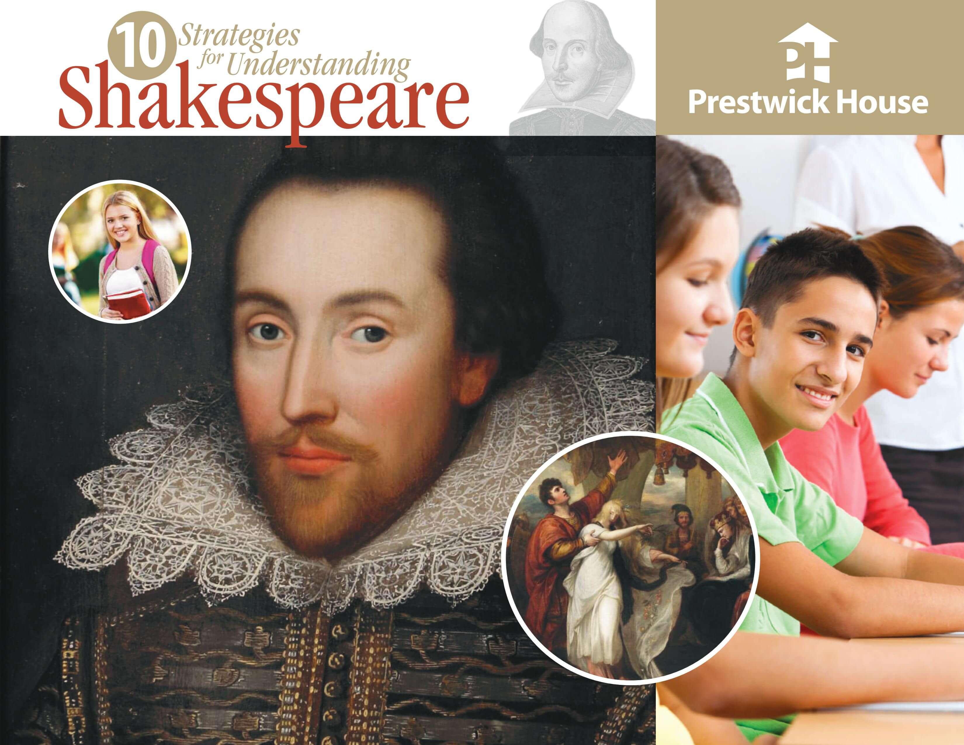 10 Strategies for Understanding Shakespeare Free eBook