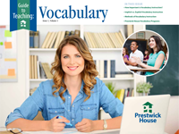 Teaching Vocabulary eBook