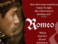 Love Quotes - Romeo Poster