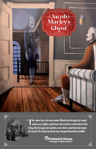 Jacob Marley's Ghost