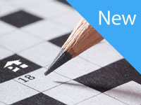 Literature Crossword Puzzles - New