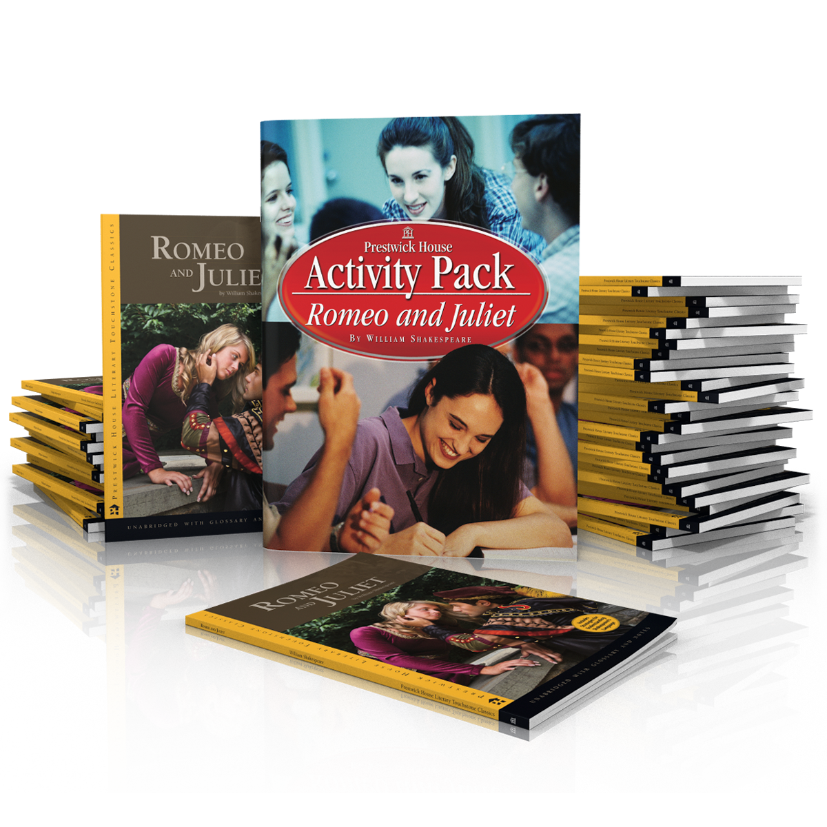 Prestwick House Activity Packs