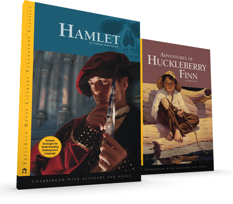25% Off Literary Touchstone Classics