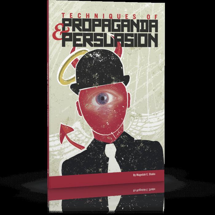 Techniques of Propaganda & Persuasion