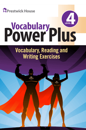 Vocabulary Power Plus - Grade 4
