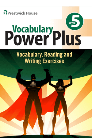 Vocabulary Power Plus - Grade 5