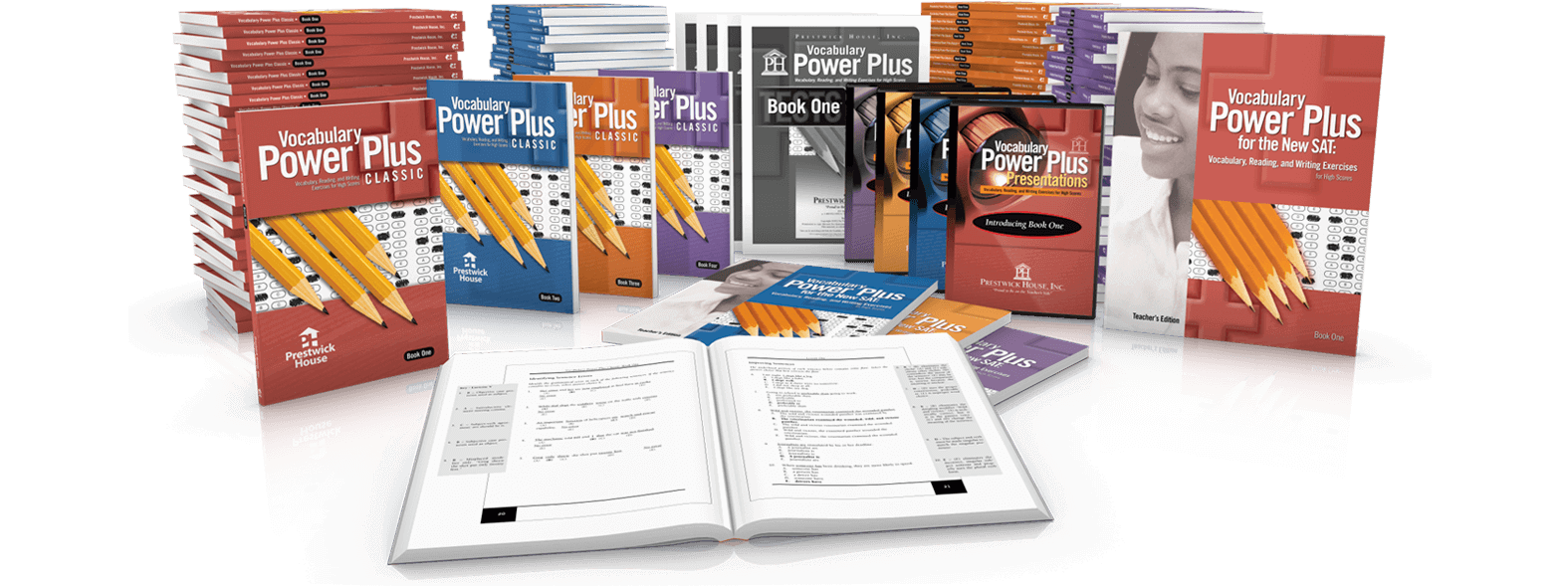 Vocabulary Power Plus - Classic | Prestwick House