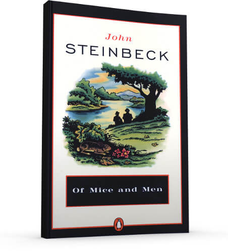 rhetoric in of mice and men In the book of mice and men, did george make the right decision in killing lennie did he truly do the best thing for him, or were there other options available.