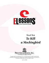 essay questions based on to kill a mockingbird Use this cliffsnotes to kill a mockingbird study guide today to ace your next test get free homework help on harper lee's to kill a mockingbird: book summary.
