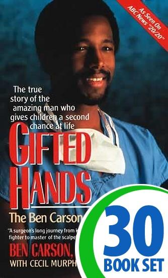 Gifted Hands: The Ben Carson Story - 30 Books and Teaching Unit