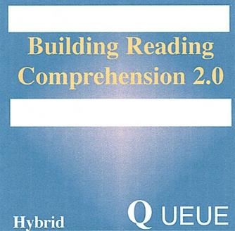 Building Reading Comprehension 2.0