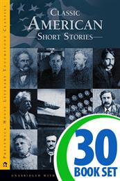Classic American Short Stories - 30 Books and Teaching Unit
