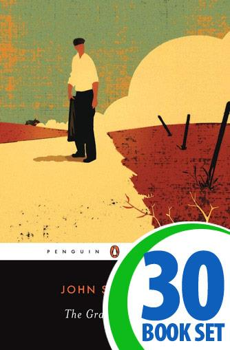 Grapes of Wrath, The - 30 Books and Teaching Unit
