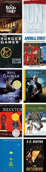 Fiction Classroom Library - Grades 7-8
