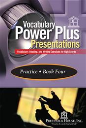 Vocabulary Power Plus Presentations: Practice - Level 12