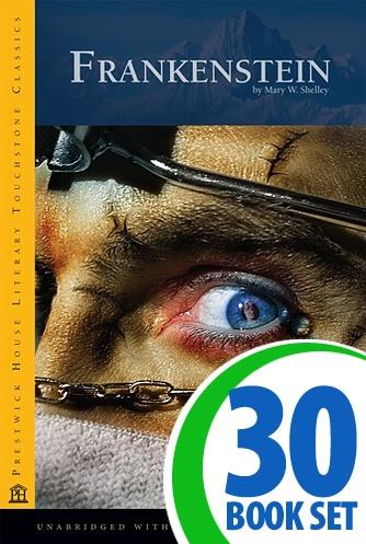 Frankenstein - 30 Books and Multiple Critical Perspectives