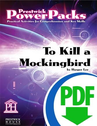 To Kill a Mockingbird - Downloadable Power Pack