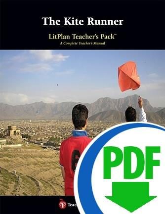 Kite Runner, The: LitPlan Teacher Pack - Downloadable