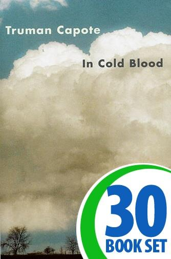 In Cold Blood - 30 Books and AP Teaching Unit