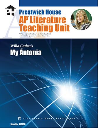 My Antonia - AP Teaching Unit