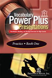 Vocabulary Power Plus Presentations: Practice - Level 9