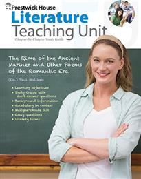 Rime of the Ancient Mariner and Other Poems of the Romantic Era, The - Teaching Unit