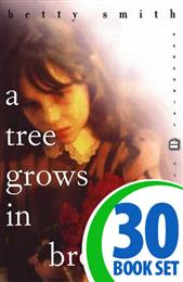 Tree Grows in Brooklyn, A - 30 Books and Puzzle Pack (CD-ROM)