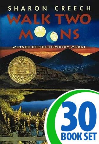 Walk Two Moons - 30 Books and Puzzle Pack (CD-ROM)