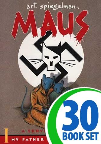 Maus - 30 Books and Complete Teacher's Kit