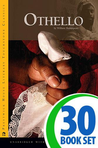 Othello - 30 Hardcover Books and Teaching Unit