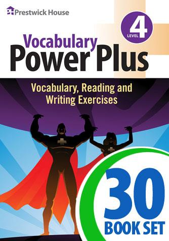 Vocabulary Power Plus - Level 4 - Class Set