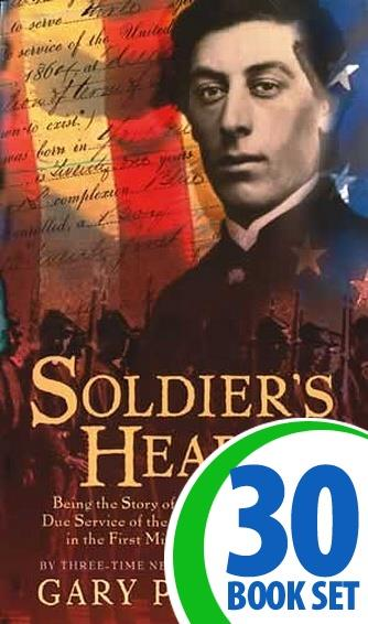 Soldier's Heart - 30 Books and Teaching Unit