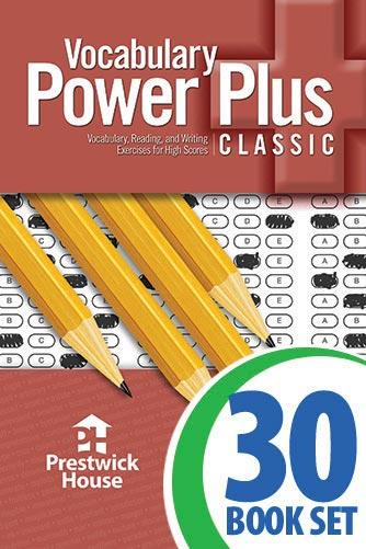Vocabulary Power Plus Classic - Level 9 - Complete Package