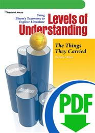 Things They Carried, The - Downloadable Levels of Understanding