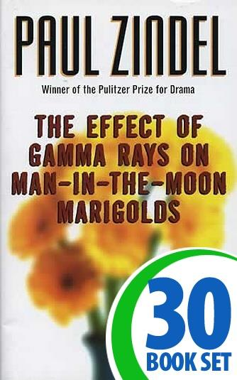 Effect of Gamma Rays on Man in the Moon Marigolds, The - 30 Books and Teaching Unit