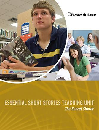 Secret Sharer, The - Essential Short Stories Teaching Unit