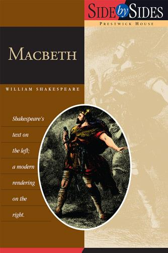 an analysis of macbeths fault in macbeth by william shakespeare