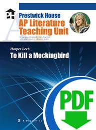To Kill a Mockingbird - Downloadable AP Teaching Unit