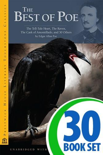 Best of Poe, The - 30 Books and Teaching Unit