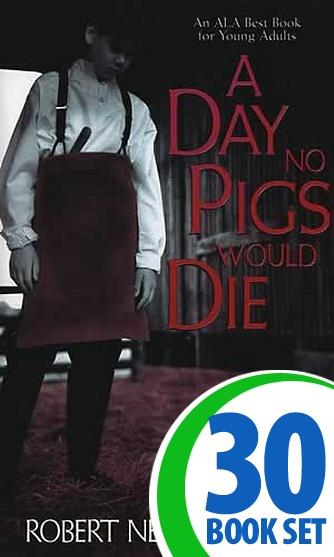 Day No Pigs Would Die, A - 30 Books and Teaching Unit