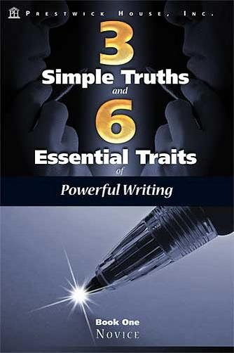 Three Simple Truths: Book One - Novice