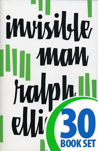 Invisible Man (Ellison) - 30 Books and AP Teaching Unit