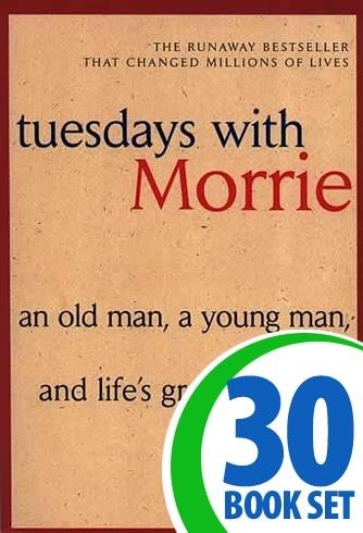 Tuesdays with Morrie - 30 Books and Activity Pack