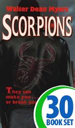 Scorpions - 30 Books and Puzzle Pack (CD-ROM)
