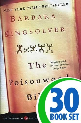 Poisonwood Bible, The - 30 Books and Response Journal