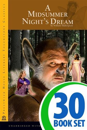 Midsummer Night's Dream, A - 30 Books and Activity Pack