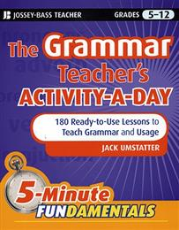 Grammar Teacher's Activity-A-Day, The