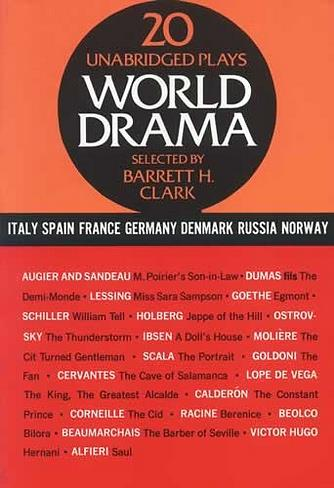 World Drama: Volume 2