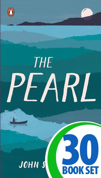 Pearl, The - 30 Books and Complete Teacher's Kit